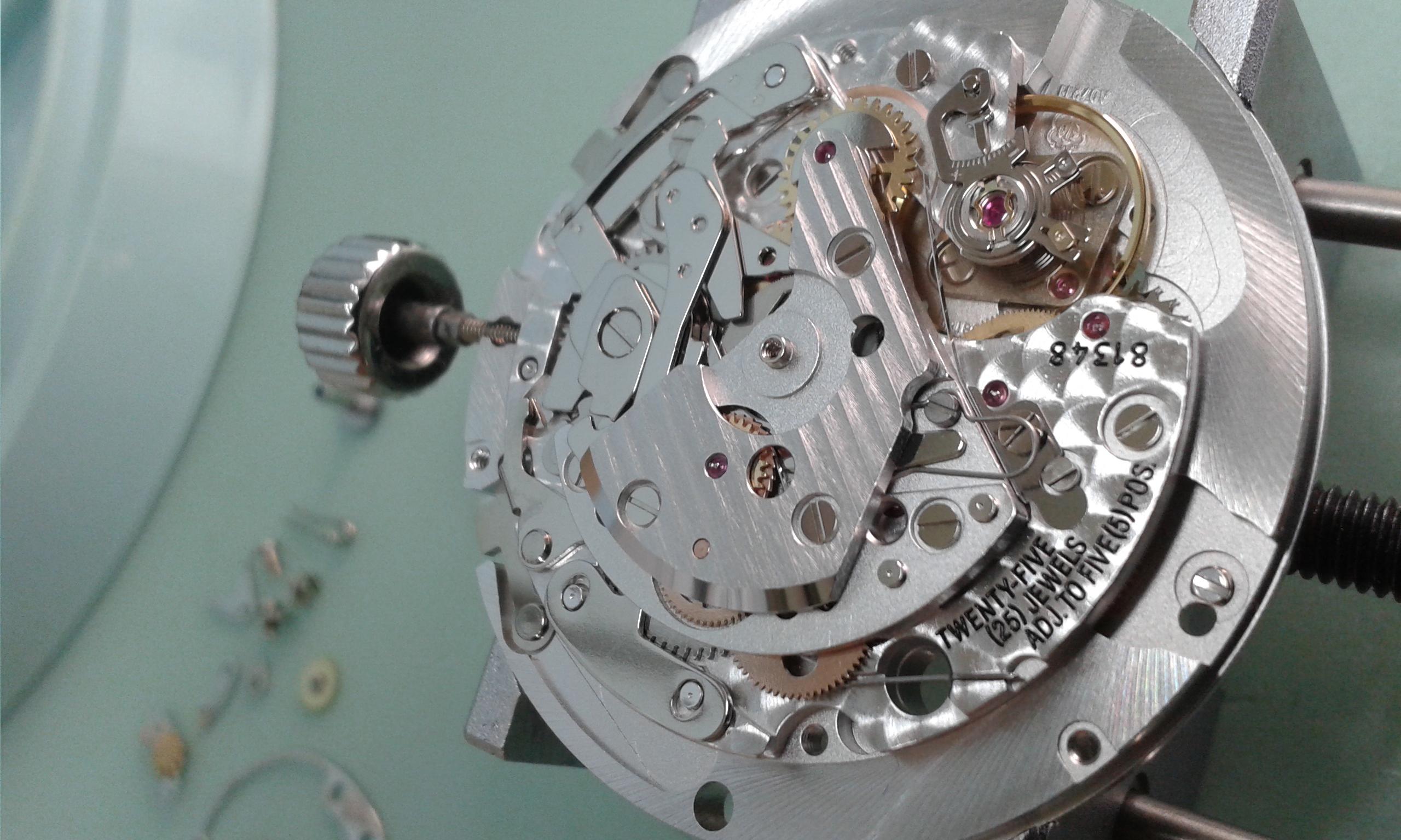 Taller Carlos Nicolás Relojeros - Reloj - Maestros Relojeros desde 1935